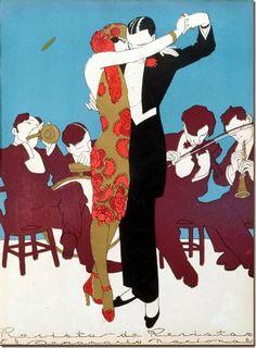 «Una mirada en el tango» 1926