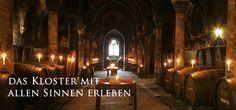 [A 1 h de KA] Kloster Eberbach - Catas de vinos temáticas