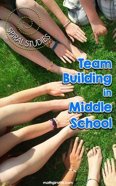 Team Building in Middle School - How and why to take it WAY beyond the…