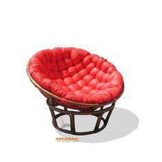 Papasan-Chair-with-red-cushion-wicker-furniture.jpg