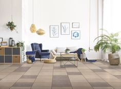 If your tiles are older and you don't have any spare or extra tiles handy, or you can't match them to something currently in stores, then make use of a contrasting tile and create a whole new look for your space.  When you remove the damaged tiles, also take out some carefully identified undamaged tiles, to create a purposeful pattern. #tiles #urban #interiordesign #homedecor #homehacks Outdoor Furniture Sets, Outdoor Decor, Home Hacks, Your Space, Tiles, Urban, Interior Design, Create, Pattern