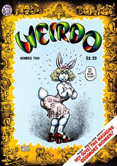 Weirdo #2 by Robert Crumb