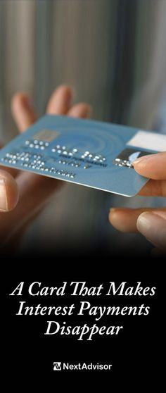 Tired of interest payments on your credit card balance? There is a solution for you. You can pay zero interest for 21 months with this top rated card. Get 0% APR until 2018 and start saving big today. NextAdvisor has all the details you need to get started.