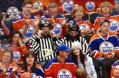 26 Edmonton Oilers Fans Who Went Way Overboard In The Best Way Hockey, Edmonton Oilers, Crushes, Good Things, Sports, Fans, Space, Hs Sports, Floor Space
