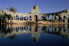 Morocco. I would love to go here with my friends. We could pretend we were the sex and the city girls