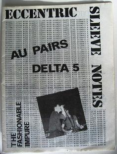 Au pairs poster '80