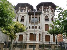 Adoquines y Losetas.: Edificio.Ensanche