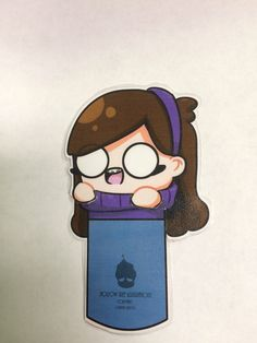 Mabel bookmarks for sale! :D https://www.etsy.com/listing/498502941/mabel-bookmark-gravity-falls