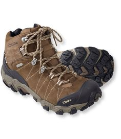 Women's Oboz Bridger Waterproof Hiking Boots, Mid. (Money towards the shoes) size 8