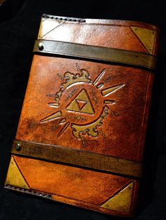 Protect Your Precious Pages With This Legend Of Zelda Triforce Book Cover 0979125b564