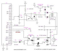 schematic arduino ac control