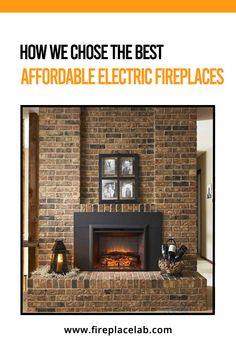 Are you looking for Electric Fireplaces For Under $250?🤔 Then, we have got you covered. 😇Read our blog where we have listed top 10 Affordable Electric Fireplaces 😮 Fireplace Decor, Rustic Fireplaces, Fireplace Tile, Gas Fireplace, Fireplace Inserts, Fireplace Stores, Fireplace Surrounds, Fireplace, Masonry Fireplace