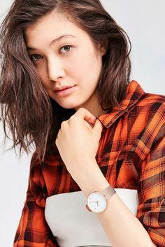 $34 Modern Mesh Watch