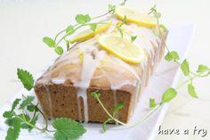 VEGAN Zitronenkuchen (vegan)