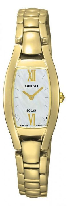 Seiko Solar Ladies Watch. Ladies solar powered watch from Seiko. Most repairs can be undertaken on the premises as well as the designing and making that special piece for a loved one. to see our full range.   eBay!