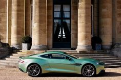 A car any Kennedy's Gentleman would drive: The 2014 Aston Martin Vanquish