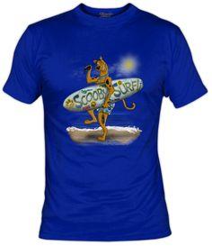 Camiseta Scooby-Surf!