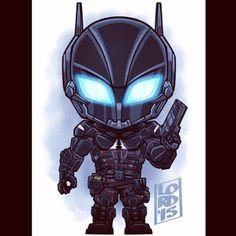 Arkham Knight!!! Lord Mesa