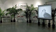 Marcel Broodthaers, 'L'espace de l'écriture' (The Space of Writing), 2012, installation view