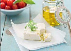 Recette simple pour faire soi-même son fromage : la feta grecque.