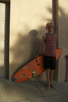 Meet John Mel. At 12 he's already a national champion #surfer, and one of our heroes. Read more on our blog!