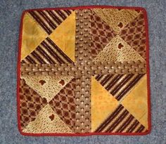 doll bed quilt hand made quilted 1800s 11 in. Civil War Era, eBay, pentiques