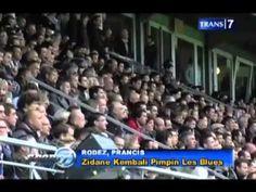 Zidane Kembali Pimpin Les Blues