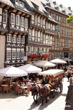Goslar, Germany - A Quintessential Half-timbered Town in the Harz - California Globetrotter