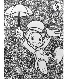 Jiminy Cricket Design