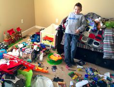 Minimalist Kids: Too Many Toys (an interview)