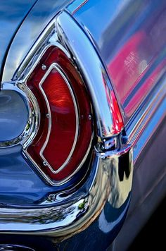1962 Pontiac Catalina Convertible Taillight by Jill Reger – Classic Cars Pontiac Catalina, Pontiac Cars, Hood Ornaments, Us Cars, Automotive Art, Car Lights, Rat Rods, Tail Light, Car Detailing