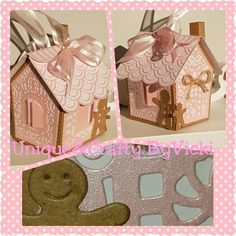 #tonic Gingerbread house Gingerbread man