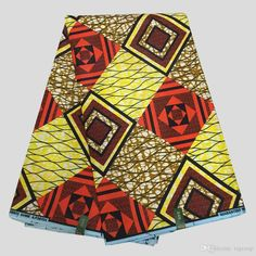 New African Patchwork Fabric,Multi Colored African Fabric,hollandais Wax Kitenge…