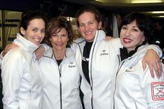 California Women's Club Nationals Curling Team, 2007