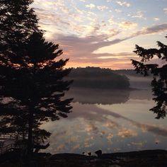 Damariscotta River, Edgecomb, Maine