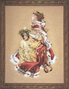 Royal Holiday (a Christmas Queen) (MD78)