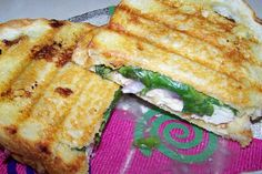 Diary of a Recipe Addict: Grilled Chicken Sandwich with Apricot Sauce