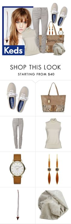 """""""Make it a Date with Keds"""" by victoria1961notags ❤ liked on Polyvore featuring Keds, Ghibli, Gerry Weber Edition, Marc by Marc Jacobs, Henri Bendel, Givenchy, Bajra, women's clothing, women and female"""