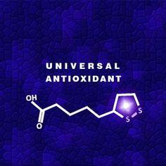#skincare #alphalipoicacid #thiocticacid #antipollution #antioxidant Medicinal Chemistry, Alpha Lipoic Acid, In Vivo, Pharmacology, Anti Wrinkle, Amino Acids, Skincare, Skincare Routine