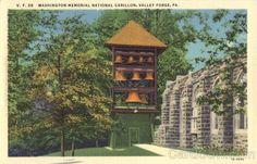 Washington Memorial National Carillon Valley Forge Pennsylvania