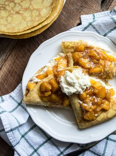 ... on Pinterest | French Toast, Stuffed French Toast and Peach Crepes