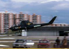 Bell AH-1G Huey Cobra de la Armada española