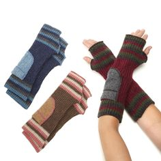 I work from home and during the winter to save money I have the heat turned down low during the day.  No need to heat the whole house for just me.  I could use a pair of these to stay warm while I chug away on the computer.  :-)