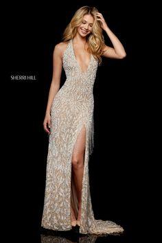 SHERRI HILL 52326 – Gemini Bridal