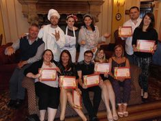 7th June 2015 Murder Mystery Dinner at Down Hall Hotel