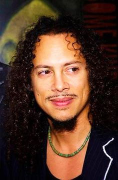 grafika kirk hammett and metallica Kirk Metallica, Kirk Hammett, Heavy Rock, Thrash Metal, Living Legends, Moustache, Celebrities, Image, Musicians