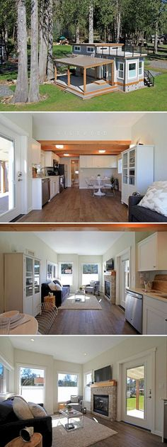 Nice 70 Marvelous Tiny Houses Design That Maximize Style and Function https://decoor.net/70-marvelous-tiny-houses-design-that-maximize-style-and-function-6/