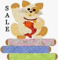 Really my mom fav place for ideas in quilting. :) Sindy's Stuff: FatCat Sale!