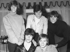 The Bee Gees played The Thing Club, Oldham, May 28th., 1967.