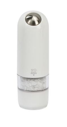 Peugeot Alaska Electric Salt Mill 7Inch White *** To view further for this item, visit the image link.